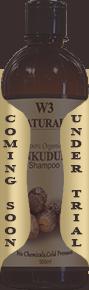 W3 NATURALS KUNKUDUKAI SHAMPOO