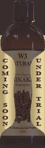 W3 NATURALS SHIKAKAI SHAMPOO