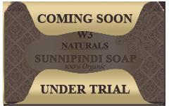 SUNNIPINDI SOAP